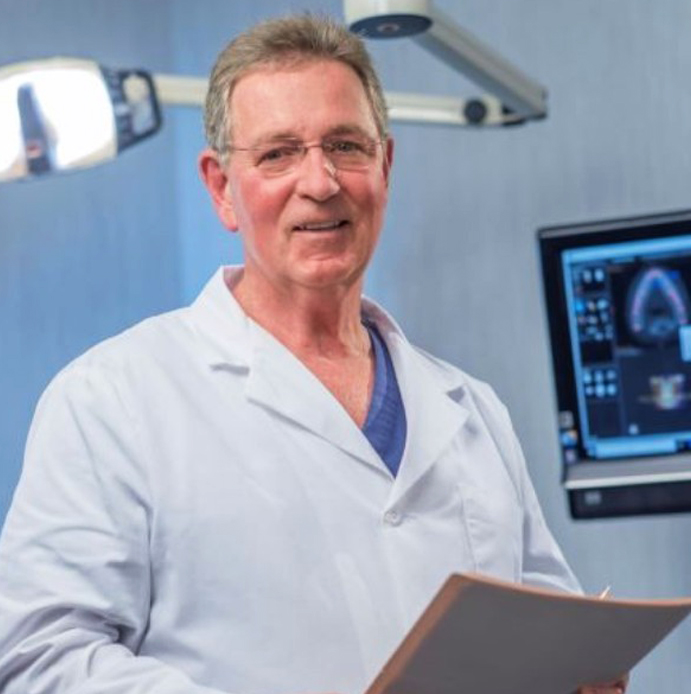 Meet Dr Campbell- dental implants surgeon