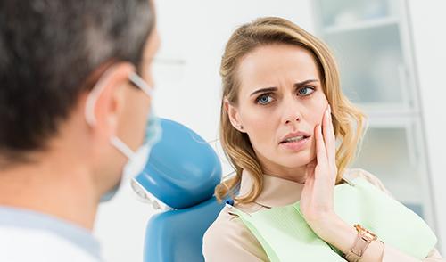 dental pain - columbus ga